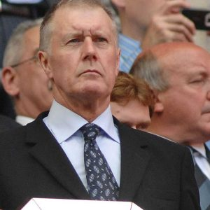 Sir Geoff Hurst photo