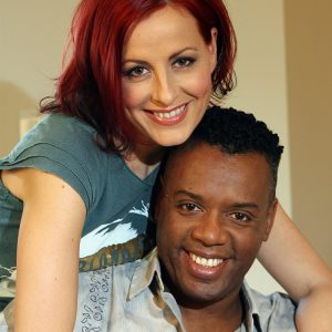 David & Carrie Grant photo