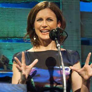 Katie Derham photo