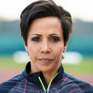 Dame Kelly Holmes photo