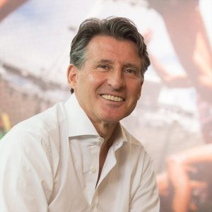 Lord Sebastian Coe photo