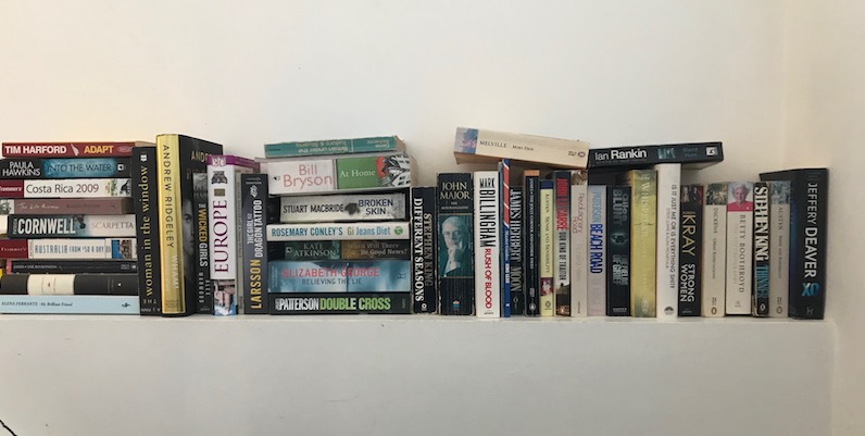 Books of the Month April 2020