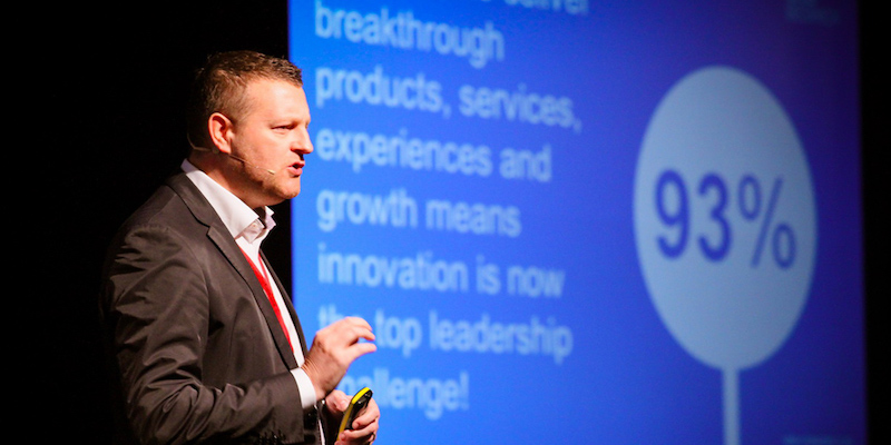 Building a Culture of Innovation – Cris Beswick