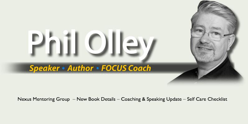 Phil Olley Speaker Update