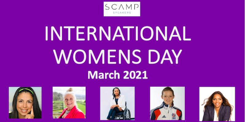 International Womens Day 2021 Speakers