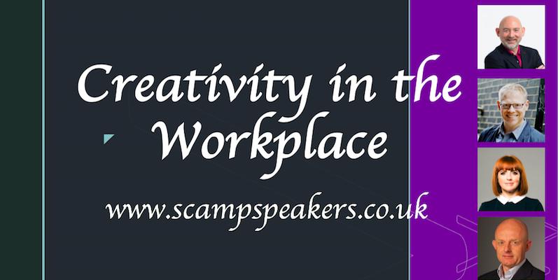 Creativity Speakers