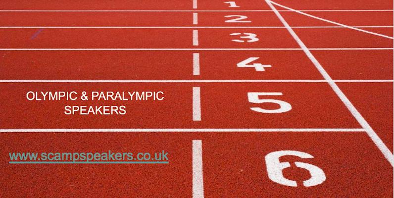 Olympian & Paralympian Speakers