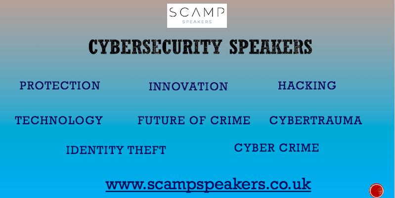 Cybersecurity Speakers