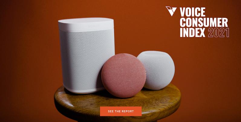 The Voice Consumer Index 2021